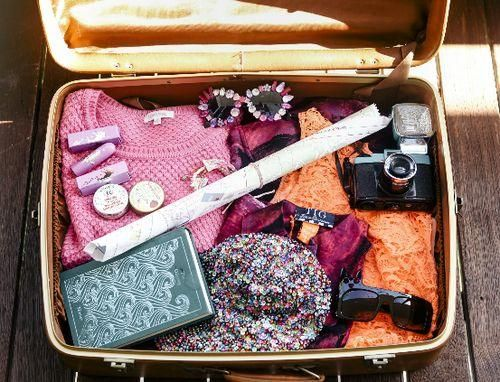 perfect party suitcase